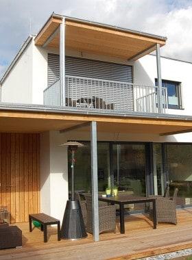 Einfamilienhaus - Furth - Südterrasse