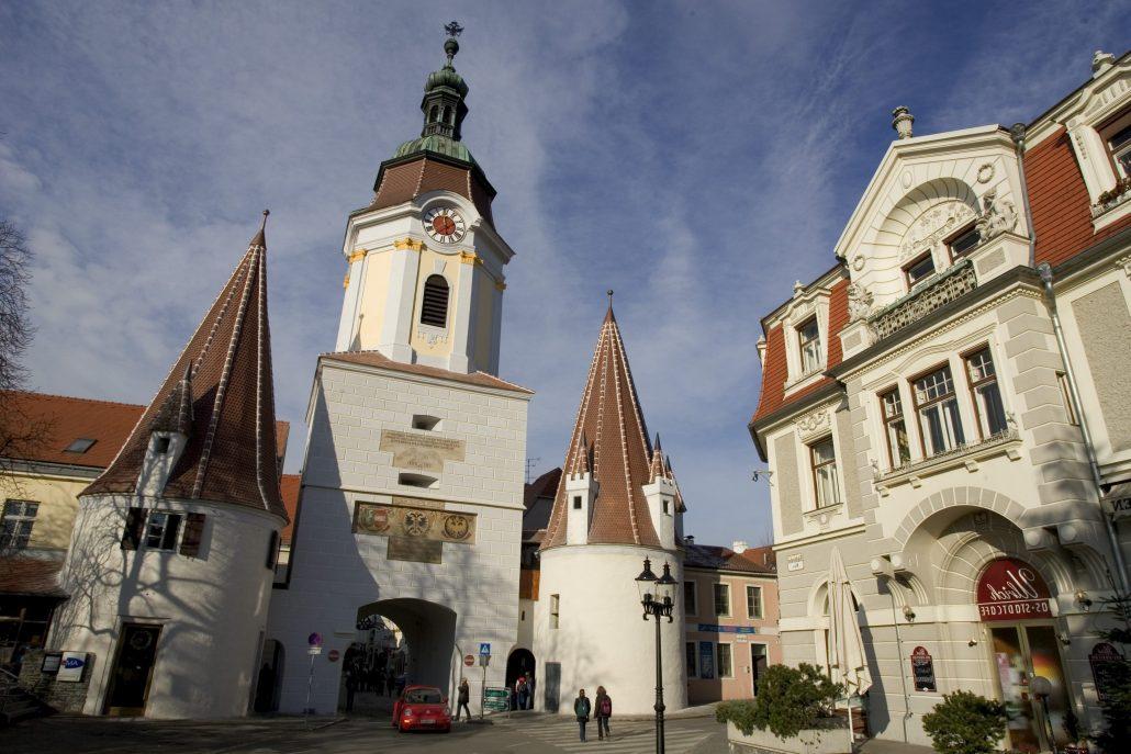 Krems - Altstadt - Steinertor