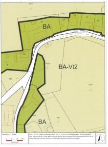 Flächenwidmungsplan und Bebauungsplan