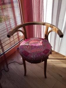 Nerven wie ein Sessel