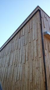 Fassadenbretter