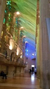 Sagrada Familia - Lichtstimmung