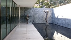 Mies van der Rohe Pavillon - Barcelona