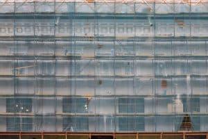 Fassadenschutznetze